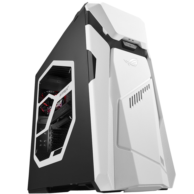 ROG GD30游戏台式机电脑(Windows 10 Home/i7-7700 /GeForce? GTX 1080 8GB/16G*2/2TB + 256GB SSD)