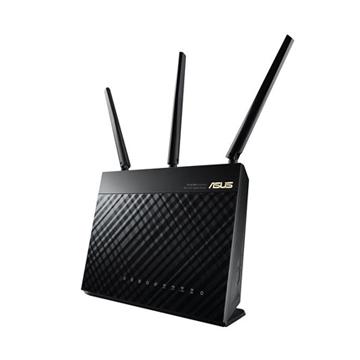 无线路由器RT-AC68U 1900M AC双频