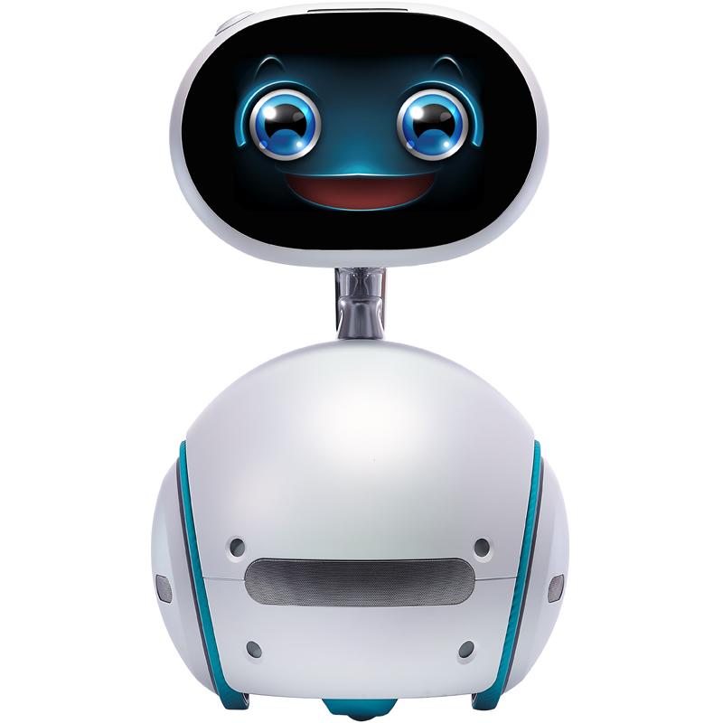 Zenbo小布智能机器人( 3~9岁儿童早教陪伴 / 教育监控 / 娱乐影音)