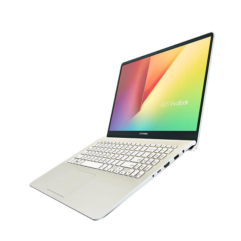 靈耀S 2代S5300UN-15.6英寸炫彩窄邊框輕薄本(Windows10home/i7-8550U/16G內存/512G SSD硬盤/MX150顯卡)-冰鉆金