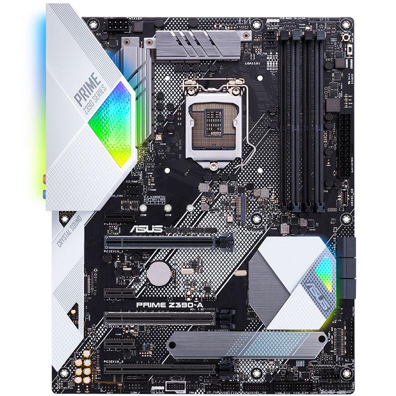 PRIME Z390-A 主板 大師系列(Intel Z390/LGA 1151)