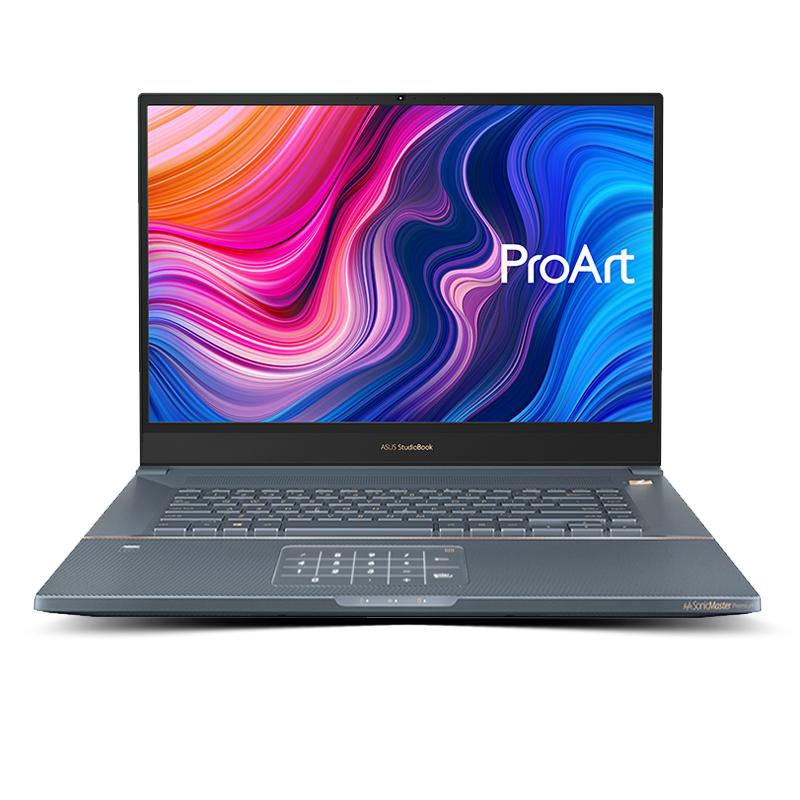 【预定。3/13陆续发货】ProArt Q17 灰色 E-2276M 17英寸  RTX 3000 设计师笔记本电脑