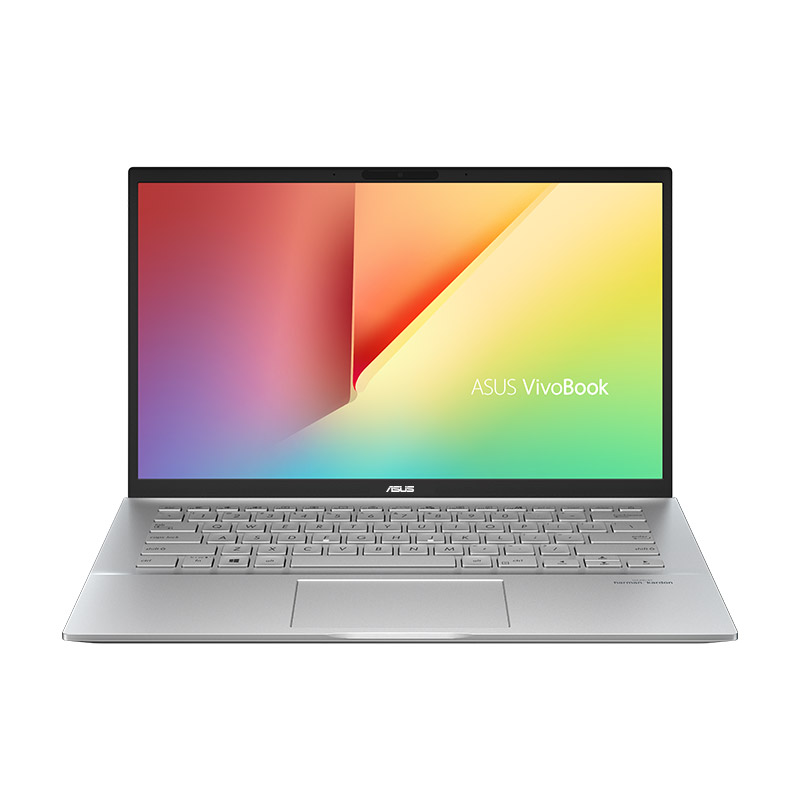 VivoBook14s X 十代i5 14英寸窄边框轻薄笔记本电脑-冰川银