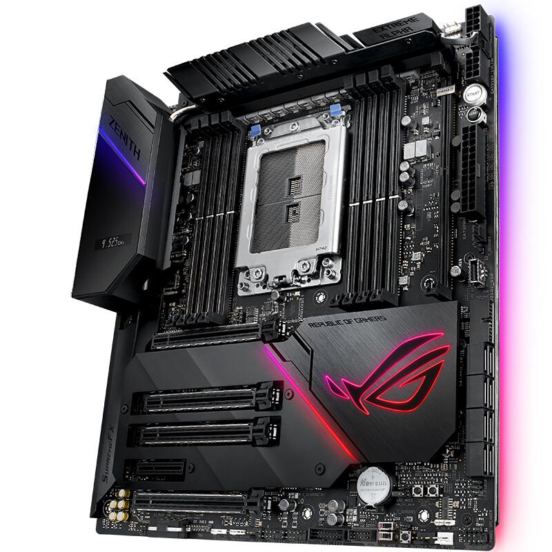 ROG ZENITH EXTREME ALPHA(AMD X399/Socket TR4)