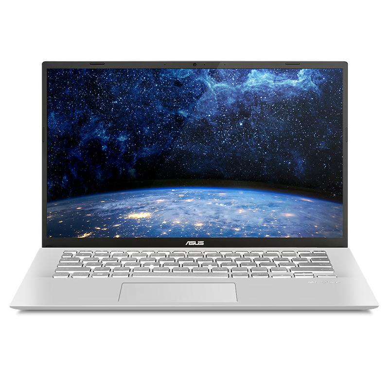 【新品】VivoBook14 V4000酷睿I5 14英寸 輕薄商務辦公筆記本電腦 銀色