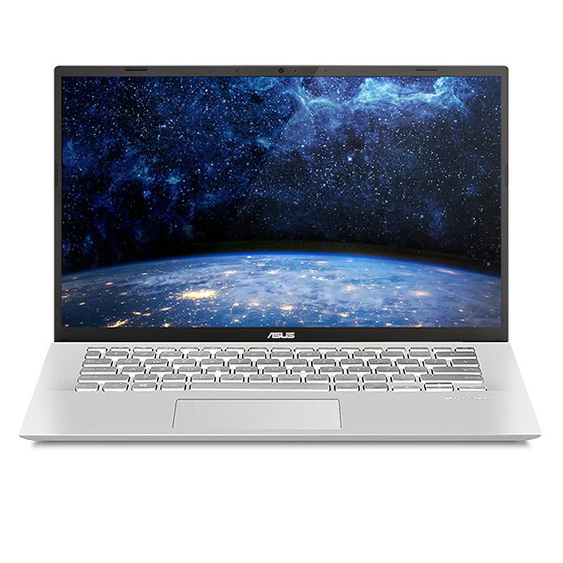 VivoBook14  银色 八代i5 14英寸 四面窄边框轻浮商务办公笔记本电脑-V4000