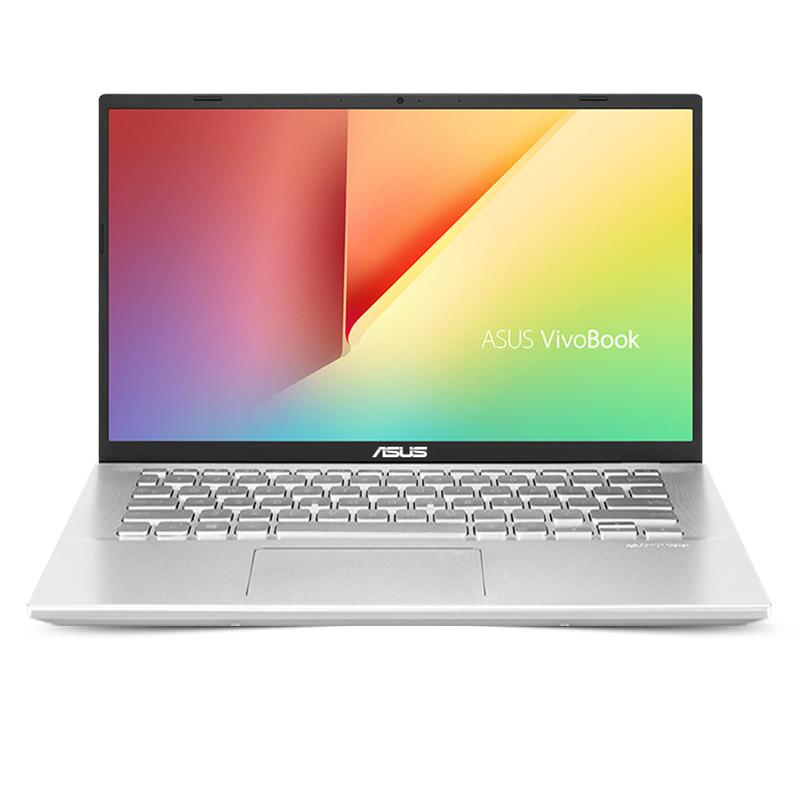 VivoBook14s 银色金属版 十代i5 14英寸 四面窄边框轻薄商务办公笔记本电脑-V4000