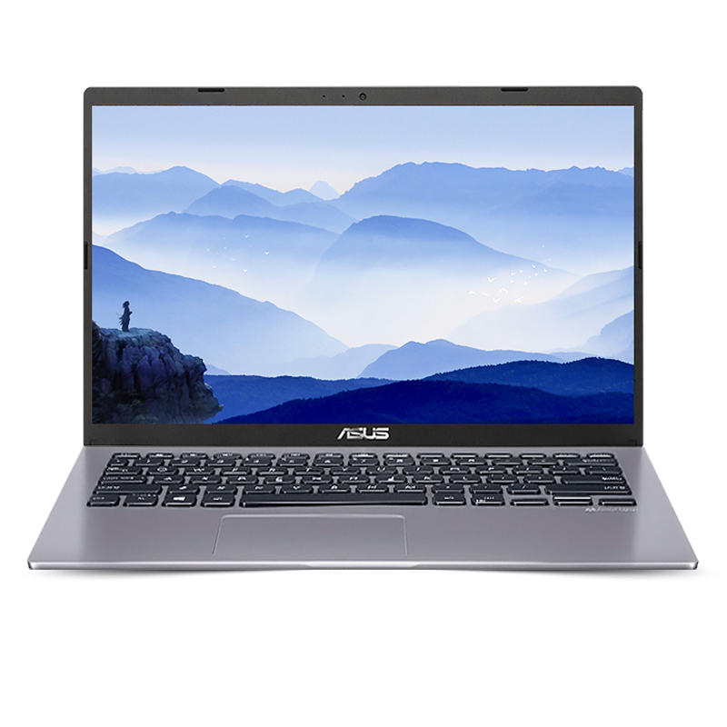 顽石畅玩版 灰色 锐龙R5 14英寸 学生办公商务笔记本电脑-Y4200DA