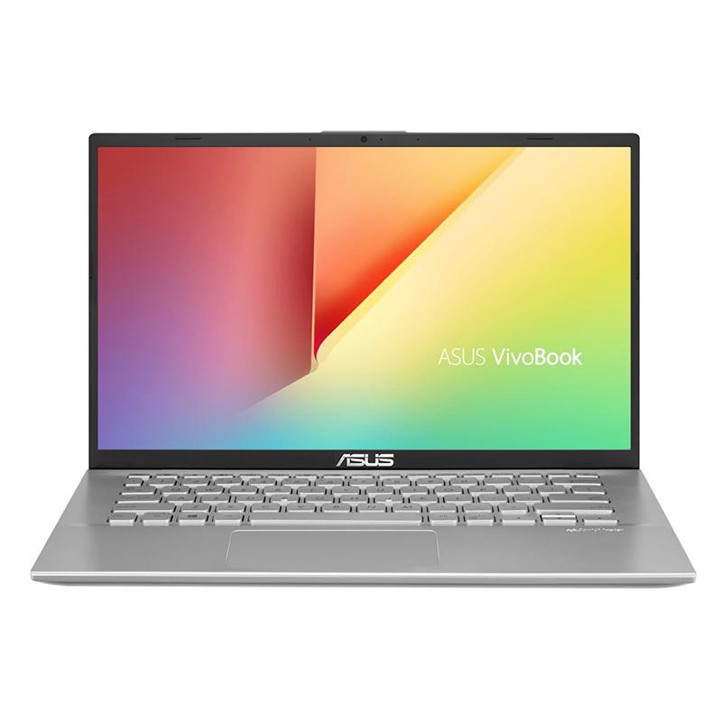 VivoBook14s 冰晶银 十代i5 14英寸 MX250 窄边框轻浮笔记本电脑