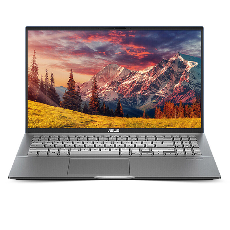 VivoBook15s X 耀夜黑 十代i5  15.6英寸 IPS屏 人脸识别 窄边框轻薄笔记本电脑