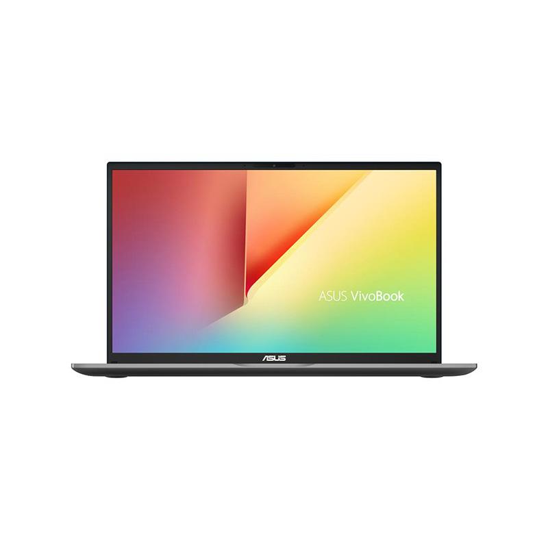 VivoBook15s X 十代酷睿I5 15.6英寸 IPS屏 人脸辨认 窄边框轻浮笔记本电脑-耀夜黑