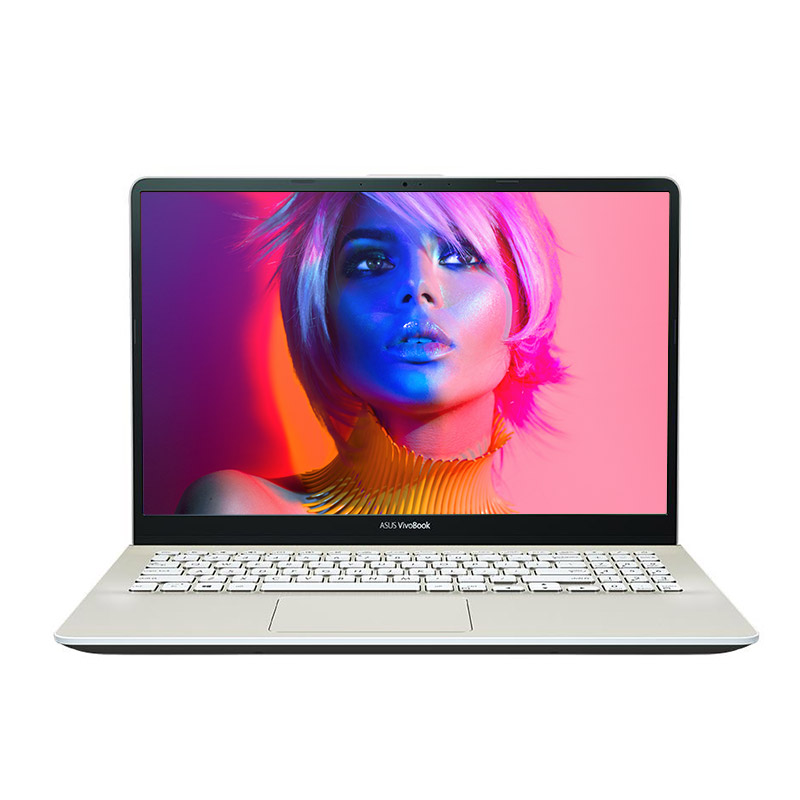 灵耀S 2代S5300FN 冰钻金 -15.6英寸炫彩窄边框轻薄本(Windows 10 Home/ i5-8265U/8GB内存/512GB SSD/GeForce? MX150)