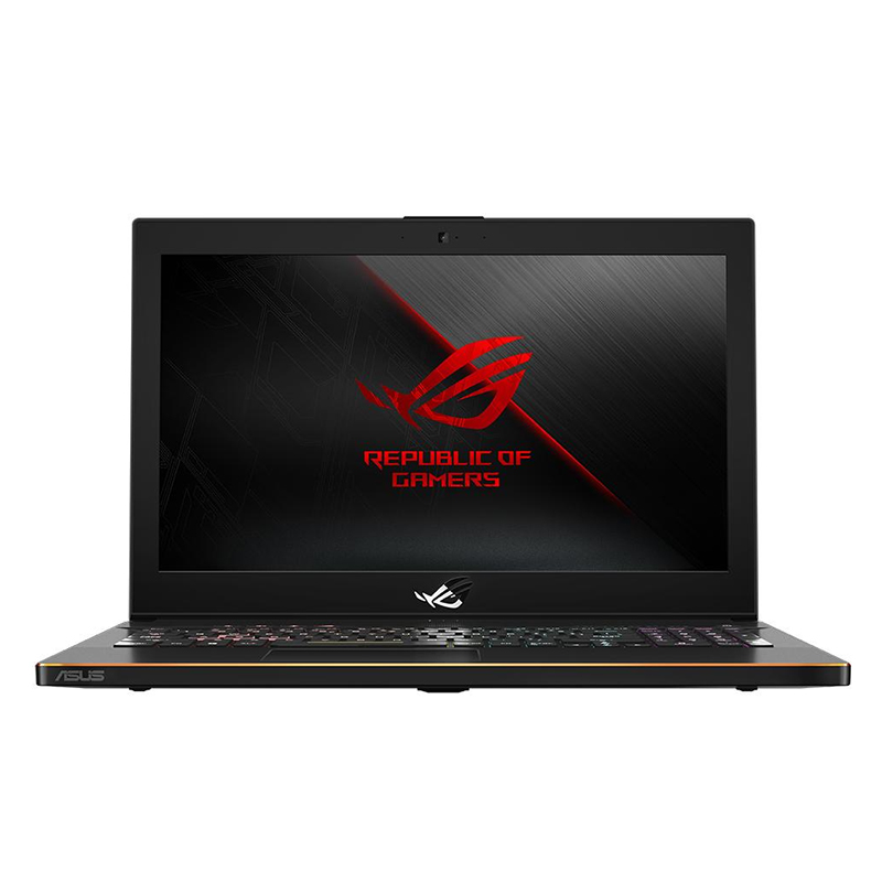 ROG冰刃新锐 15.6英寸 144Hz 3ms 游戏笔记本电脑 (Windows 10 home/i7-8750H/GeForce<sup>®</sup> GTX 1070 8GB/16GB内存/512GB SSD+1TB)-黑色