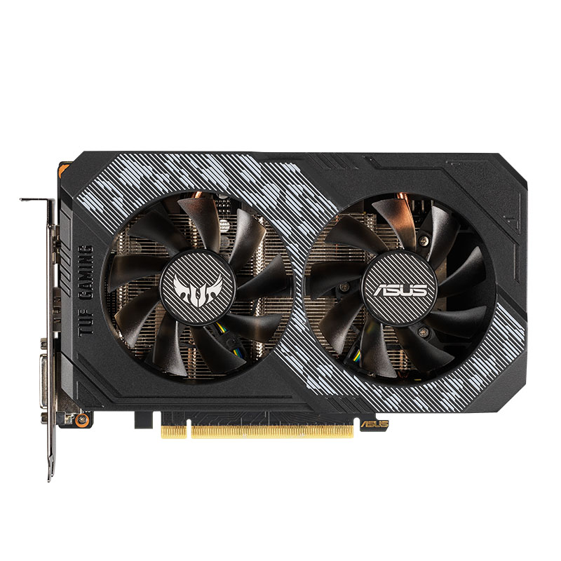 TUF-GeForce RTX 2060-O6G-GAMING 14000MHz 1365-1740MHz游戏电竞专业显卡 6G